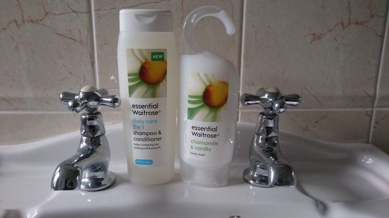 09-Complimentary full size toiletries. Exeter Self Catering