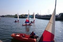 Sailing on the Exe © Hainesnet Ltd.