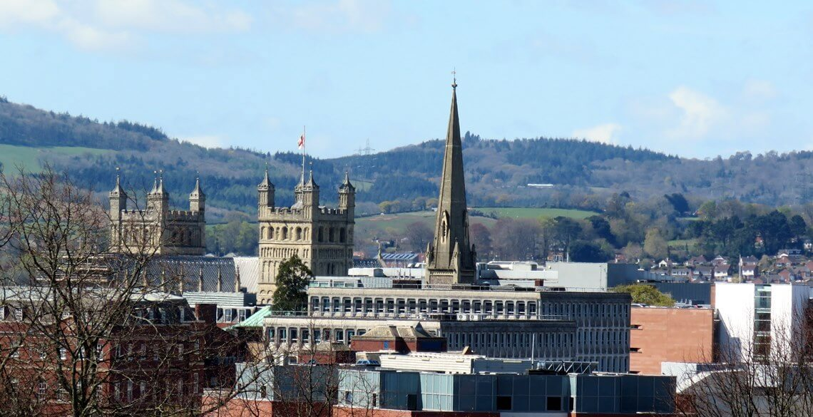 Exeter Self Catering Accommodation Exeter