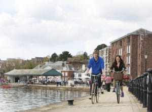 Visit Exeter - Quay