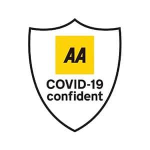 Covid Confident AA